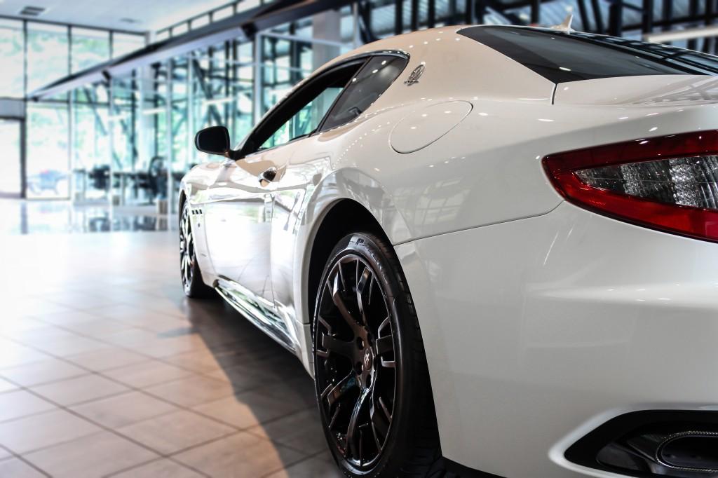 Maserati Bodyworks